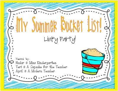 Vacation Bucket List Summer Bucket List First