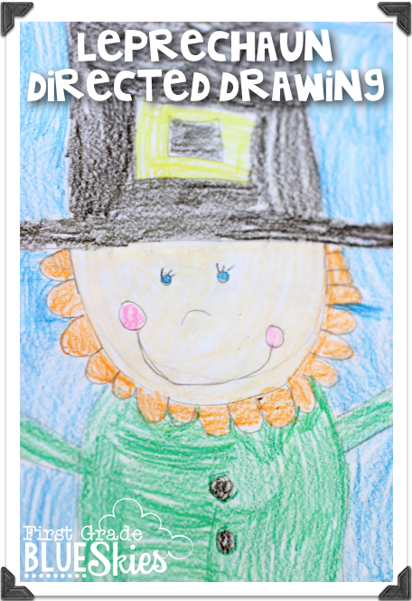 Leprechaun Directed Drawing likewise Polar Bear Craft moreover X Is For Xylophone Craft Fb also Img also Img. on first grade blue skies