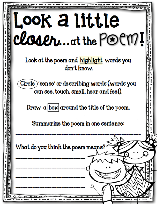 Close Reading in Elementary School Book Study Ch 4 {FREEBIE ...