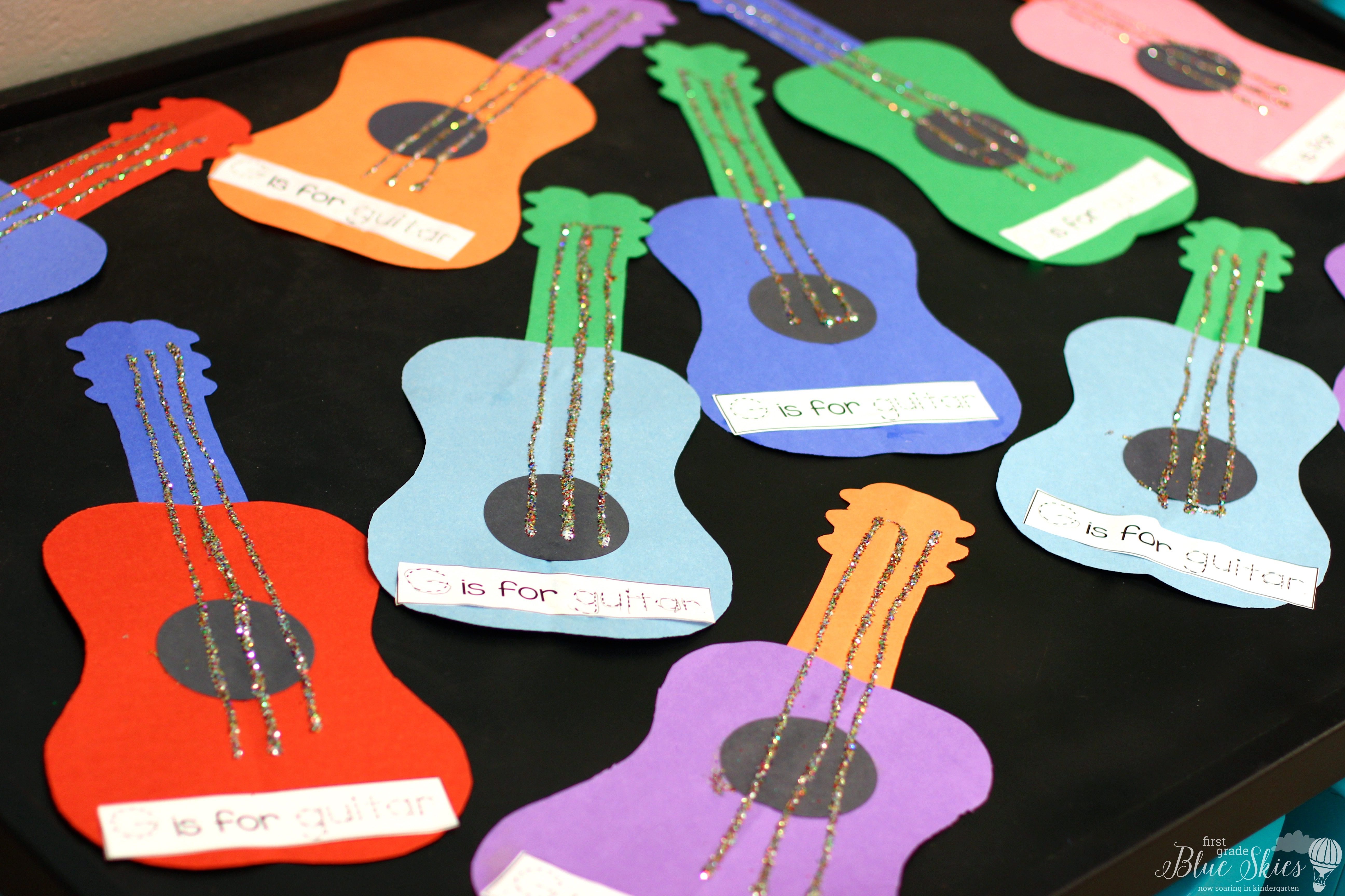 Outstanding Guitar Paper Plates Gallery - Best Image Engine . & Astounding Paper Plate Guitar Contemporary - Best Image Engine ...