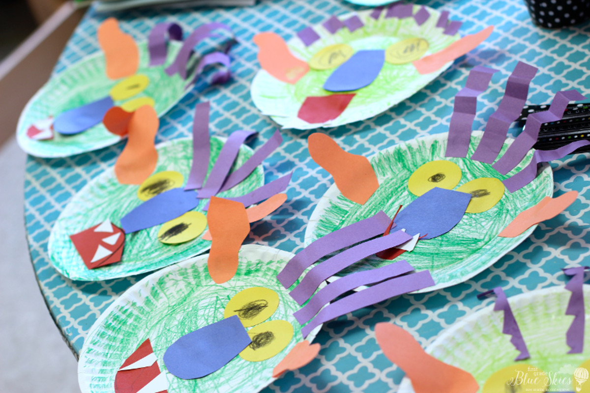 Letter Craft Ideas Morning Routine Freebie First Grade Blue Skies